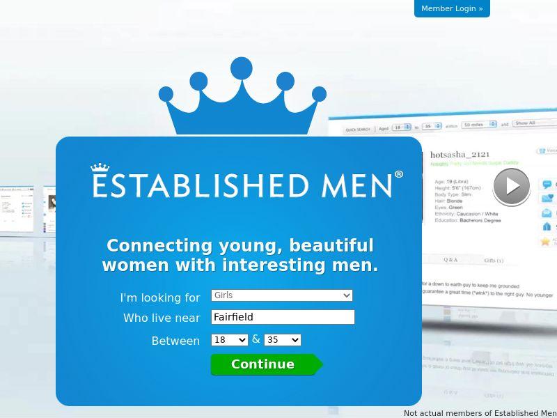 Established Men - SS (25+) (US, UK, CA, JP, IE)
