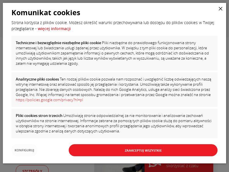 Santander Bank Konto Firmowe PL CPS