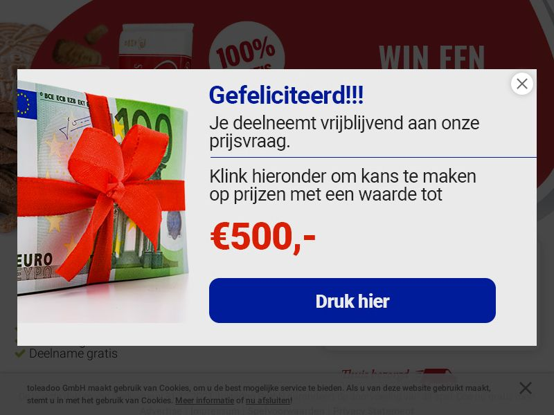 (13624) [WEB+WAP] Lotus bundle - Cookies V2 - BE(NL) - CPL