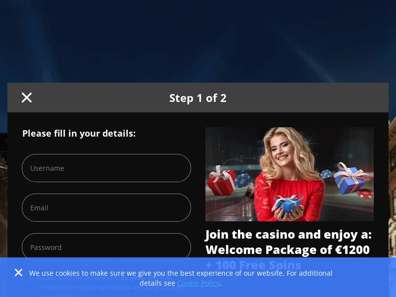bCasino - DE, AT, CH (AT,DE,CH), [CPA], Gambling, Casino, Deposit Payment, million, lotto