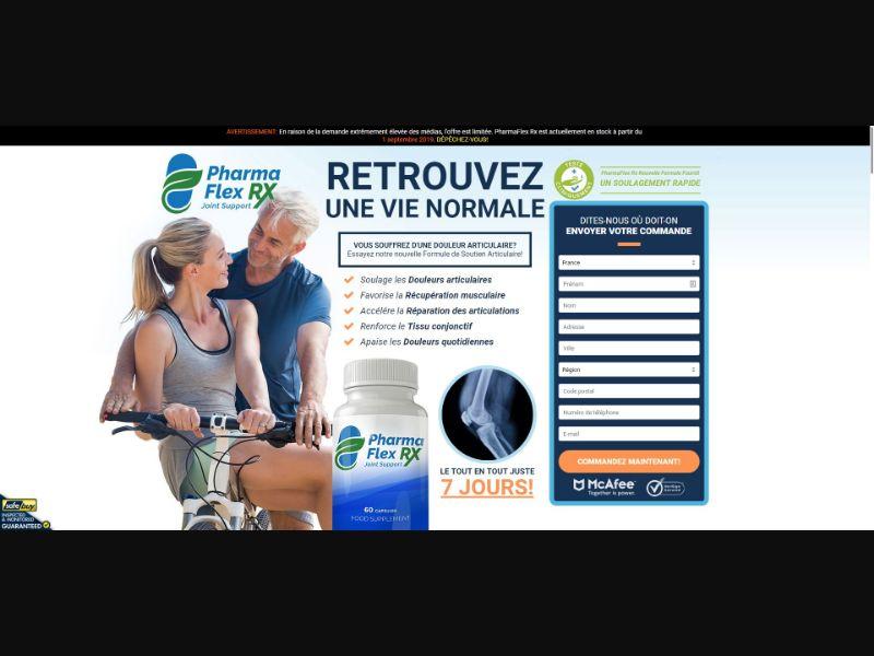 PharmaFlex RX - Health - SS - [FR]