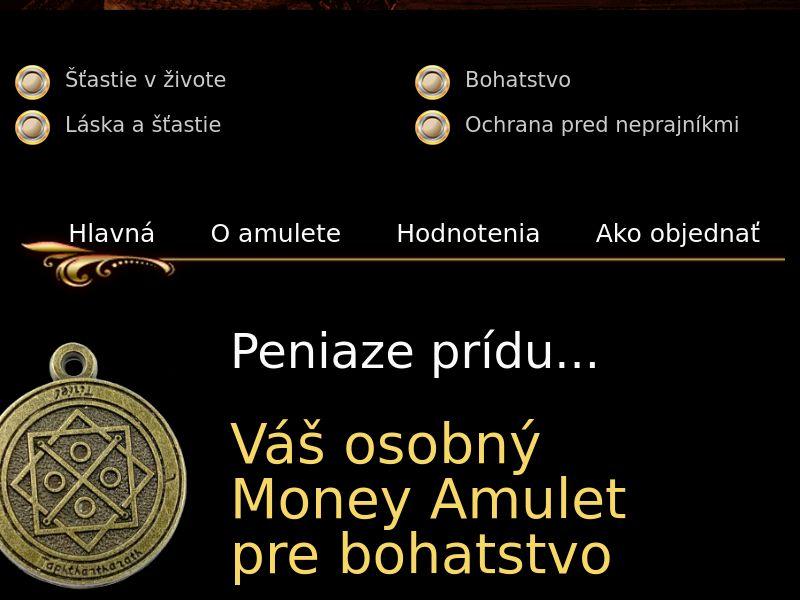 MoneyAmulet SK
