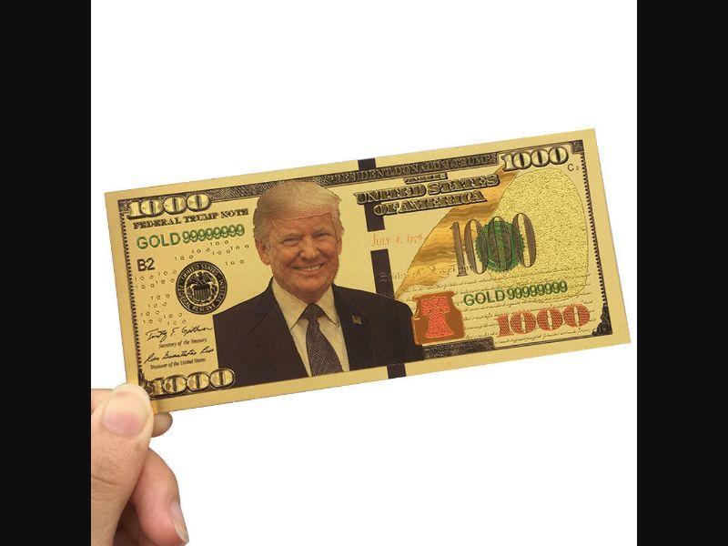 Liberty2020 Gold Trump Bill V1