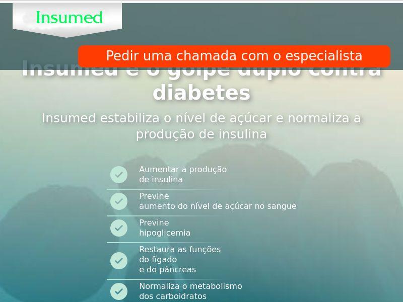 Insumed PT - sugar control supplement