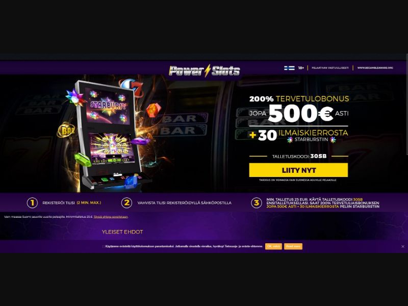 Power Slots - Casino - SS - [FI]