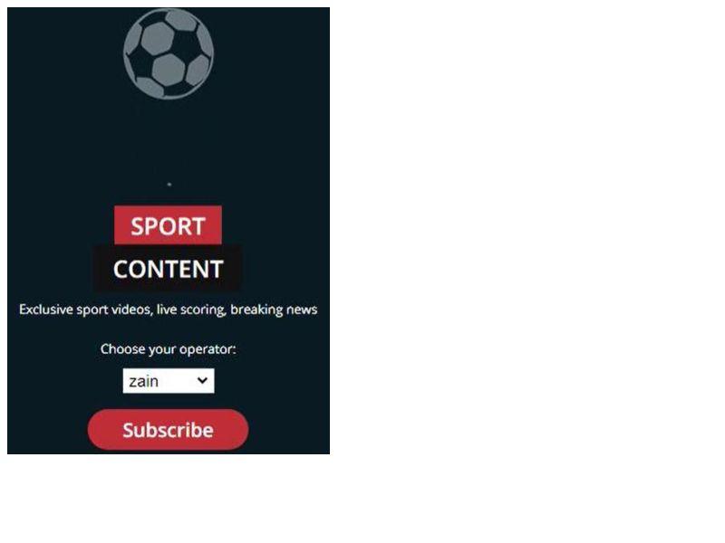 Sport News Ooredoo