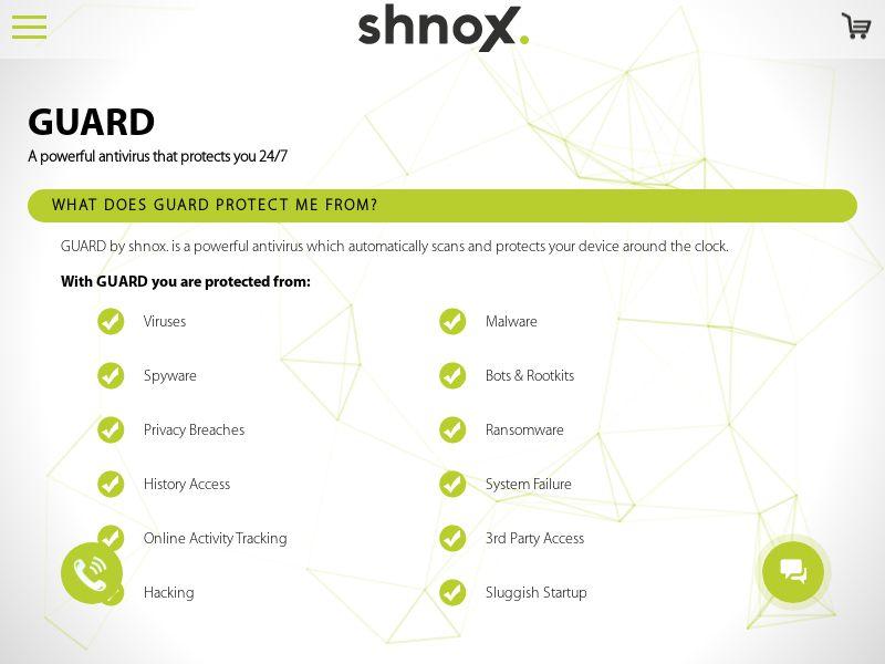Shnox.com - Antivirus & Softwares for PC - CPA - [US/CA/IE/UK]