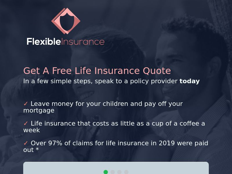 Life Insurance - Long form - CPL - UK