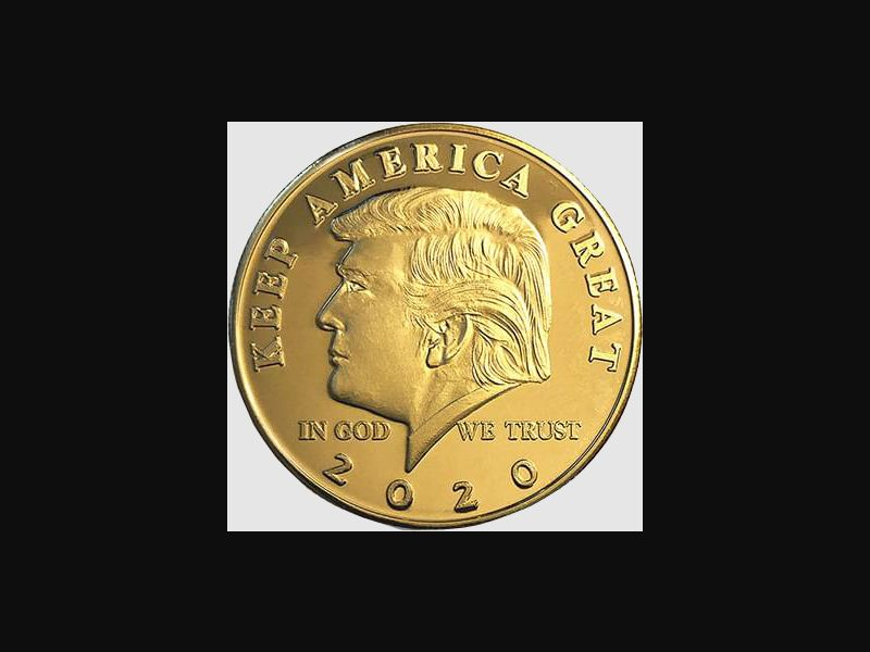 Gold President Victory Coin V2 Redirectless Link