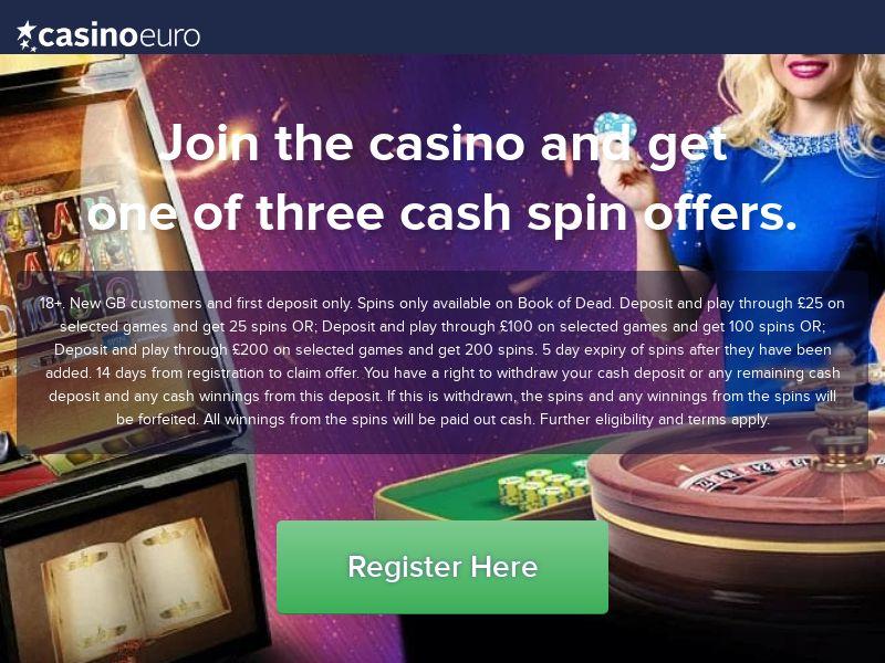 Casino Euro - IE - (CPA)