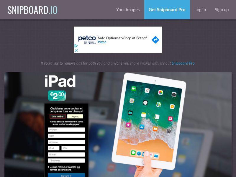 BigEntry - iPad v2 FR - CC Submit