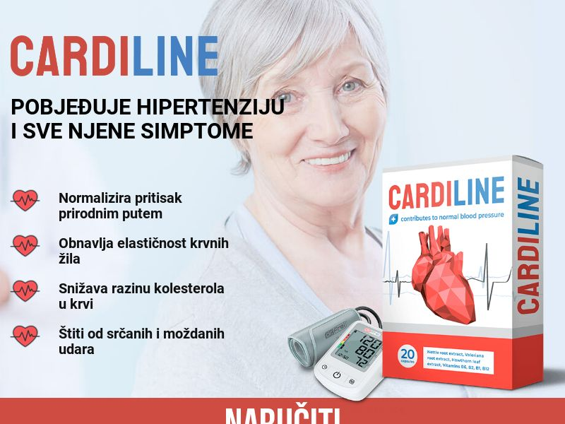 Cardiline RS - pressure stabilizing product