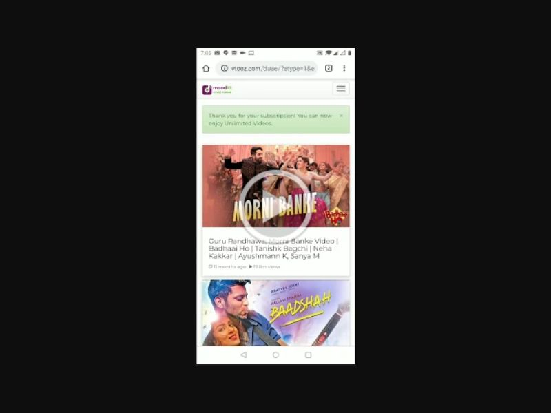 VTOOZ Videos Du (AE)