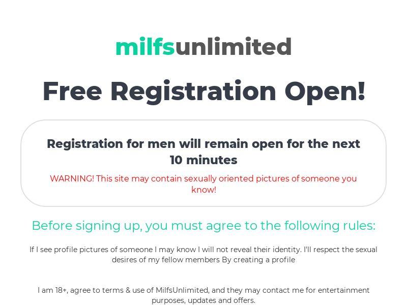 MilfsUnlimited [US/UK/CA/AU/NZ/ZA] |SOI|Responsive