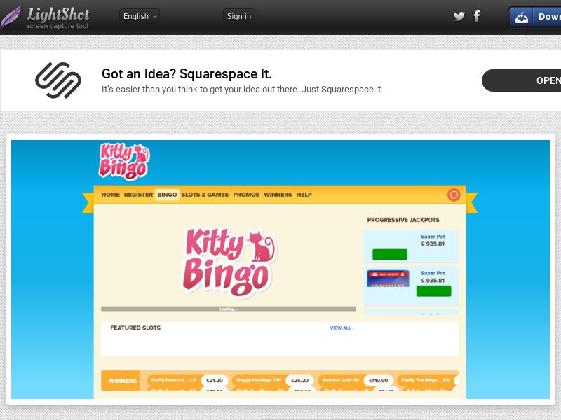 Kitty Bingo (UK) (CPS) (Incent) (Personal Approval)