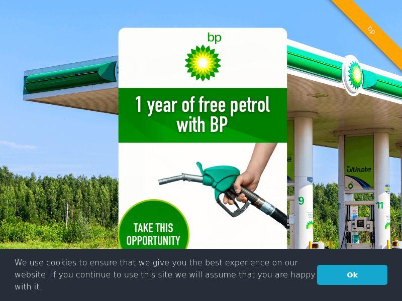 BP Free Petrol (GB), [CPL]