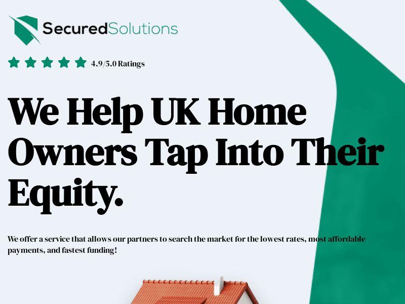 Equity Release - Long Form - D2 - New design Nov 2020 UK