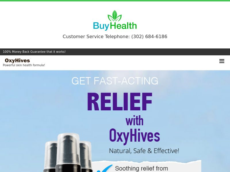 OxyHives CPA