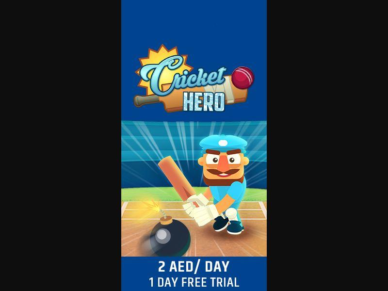 Cricket Hero (AE)
