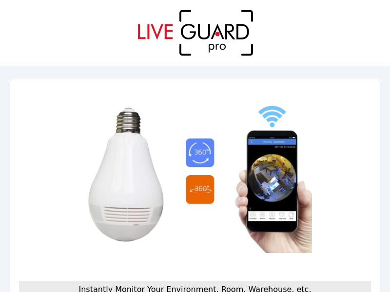 LiveGuard Pro INTL - All Languages