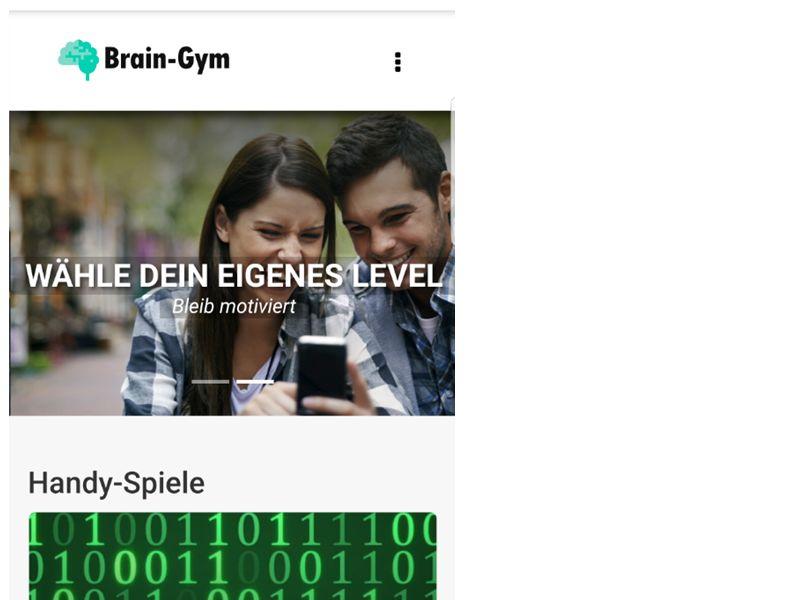 Brain Gym Vodafone