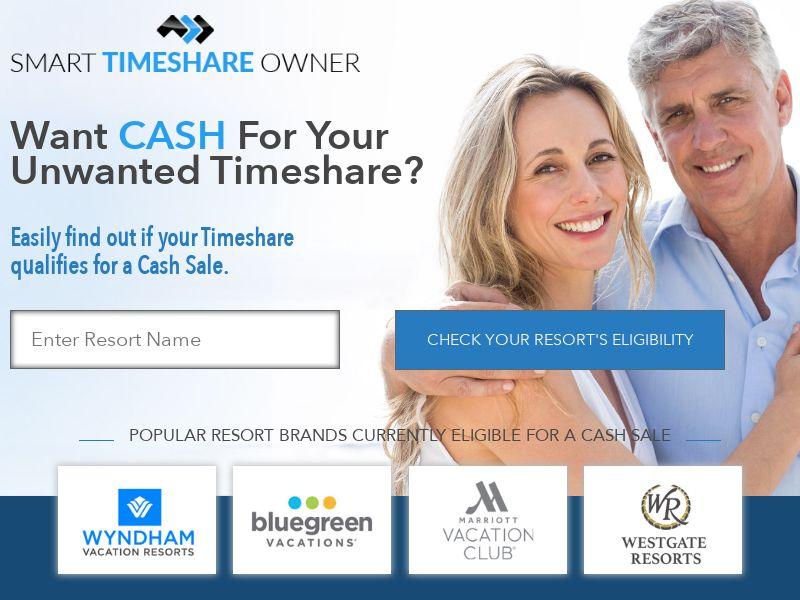 Smart Timeshare Owner - RESALE, U.S. ONLY