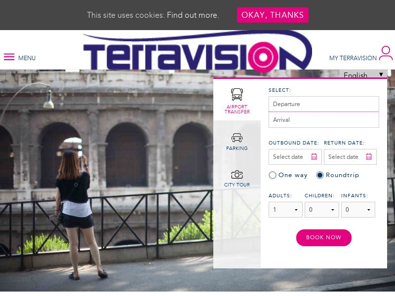 Terravision - FR (FR), [CPS], Transport and Travel, Transport, Sell, holiday