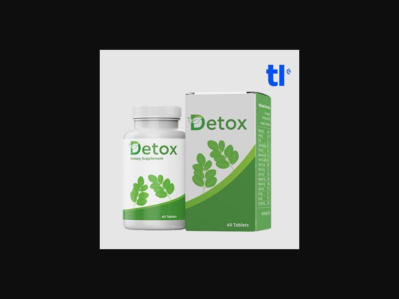 Detox - health - CPA - COD - Nutra