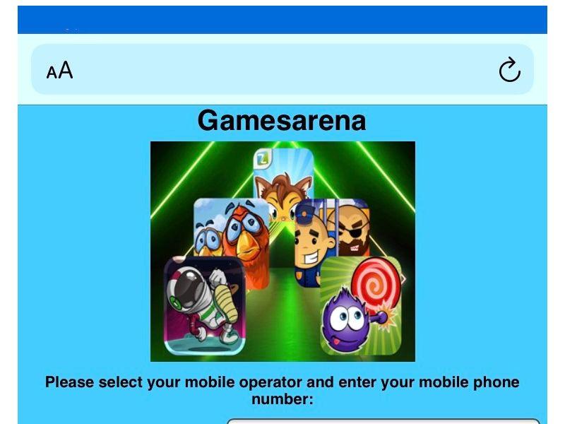 MY - Gamesarena - Umobile