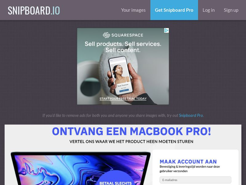 CoreSweeps - MacBook Pro FI - CC Submit
