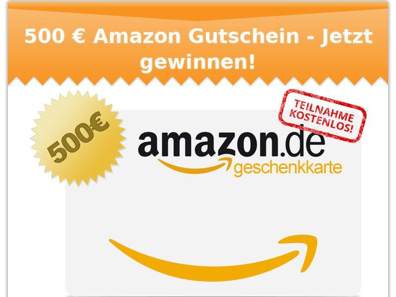12043) [WEB+WAP] Amazon 500 - DE - CPL