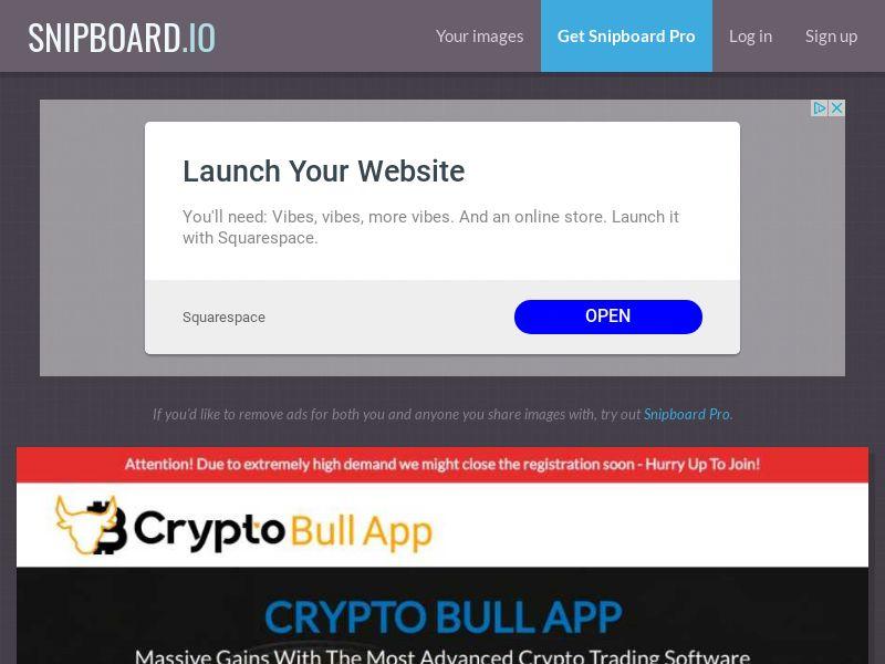 40479 - UK - Crypto - Bull App - UK - [min FTD 250$]