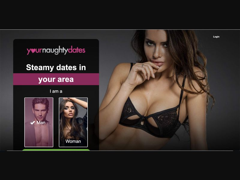 YourNaughtyDates - CPL SOI - AU - Sexy Dating - Responsive