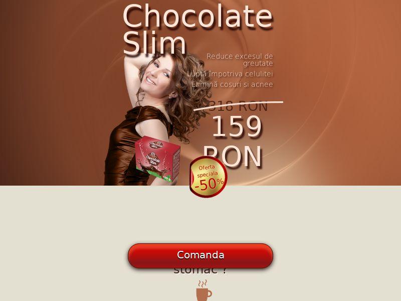 Chocolate Slim RO - weight loss treatment