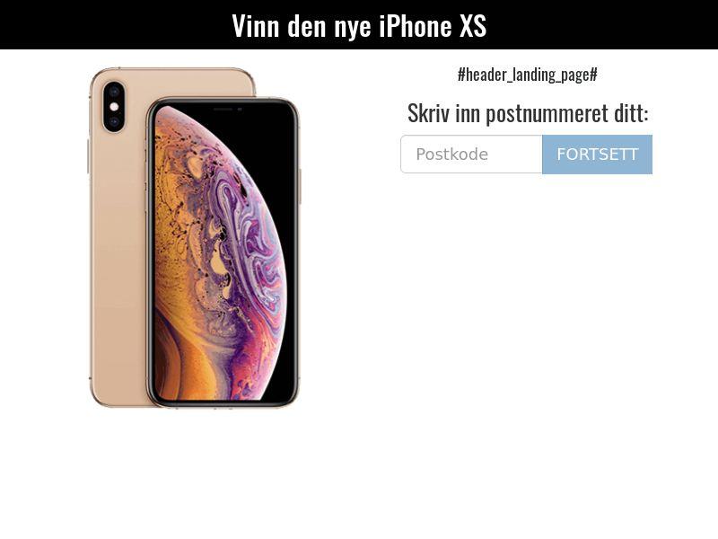 Iphone XS - NO