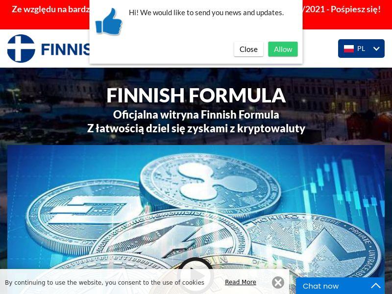 Finnesh formula Polish 3753