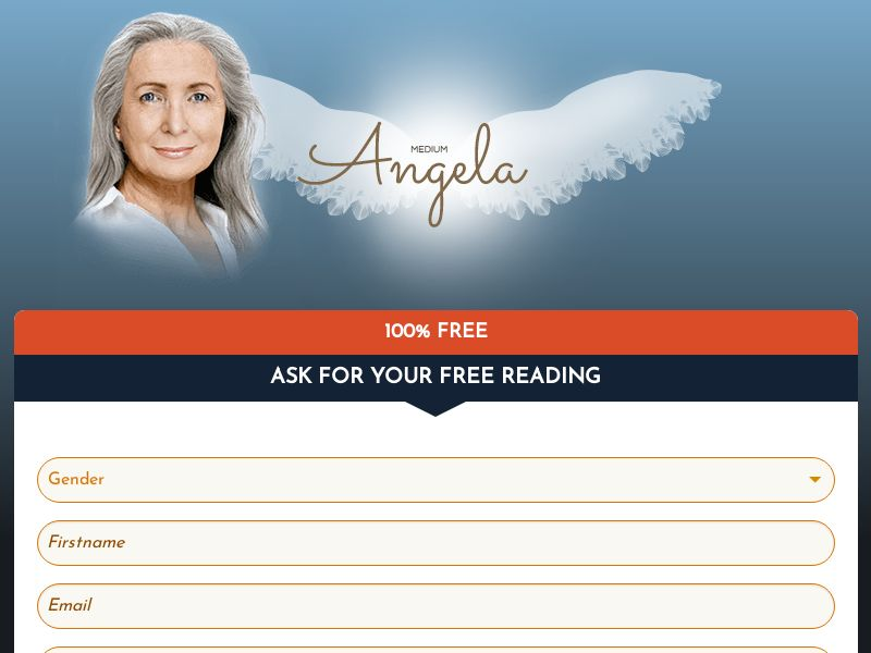 Angela Psychic [AU] (Email Only) - CPL {Ask For Caps}