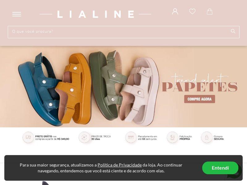 Lia Line CPS BR