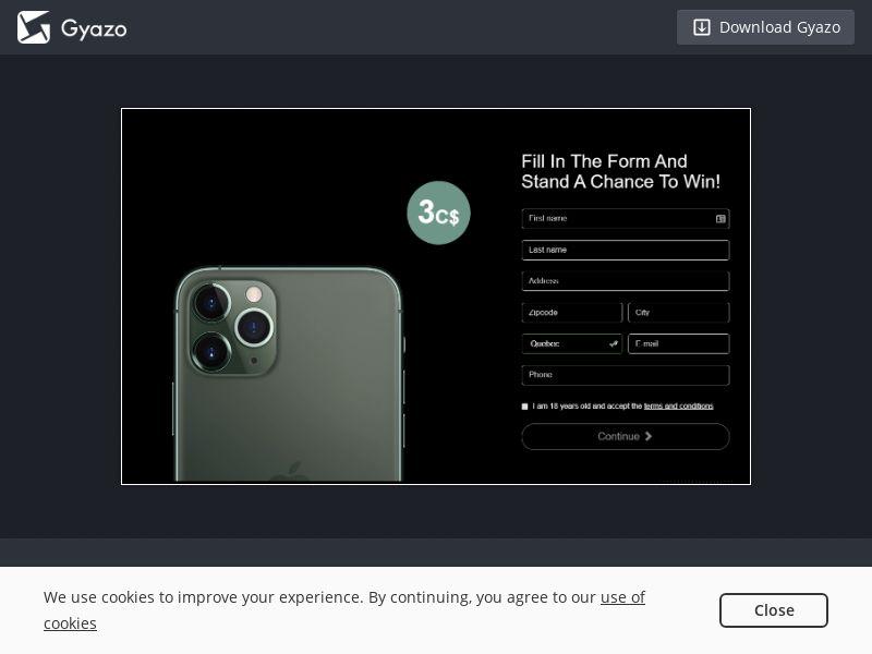PerfectCV iPhone 11 CA   CC Sub