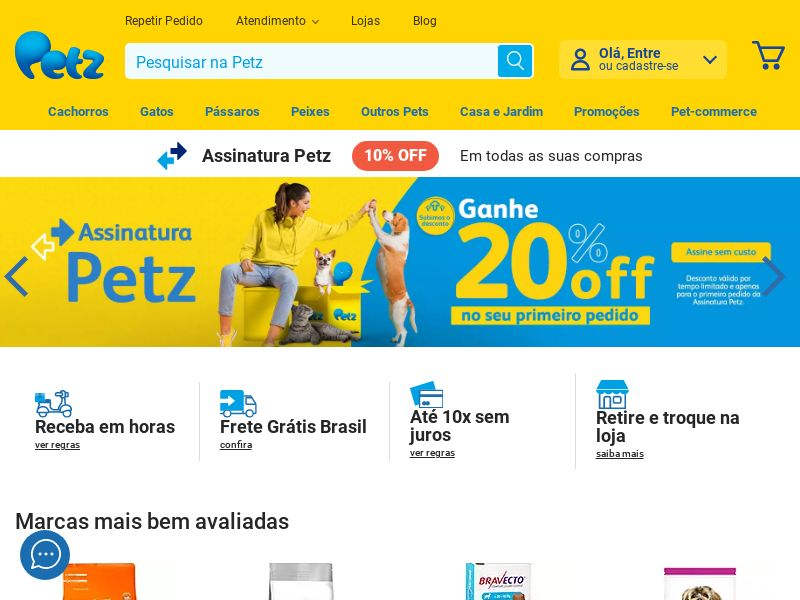 Petz Mobile - IOS CPA BR