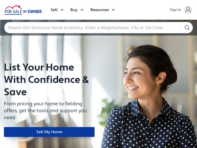 ForSaleByOwner.com - Real Estate - Sell Your House! | US