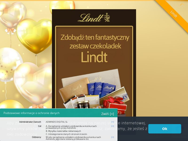 Lindt Hamper - AU (AU), [CPL], Lotteries and Contests, paypal, survey, gift, gift card, free, amazon