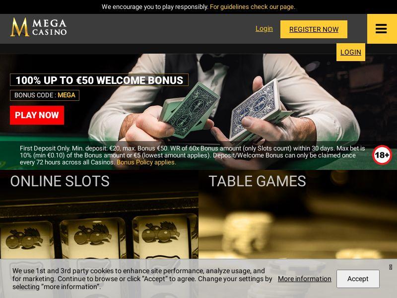 Mega Casino - SOI - Germany