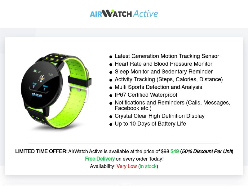 AirWatch Active (INTL) (CPS) (Personal Approval)