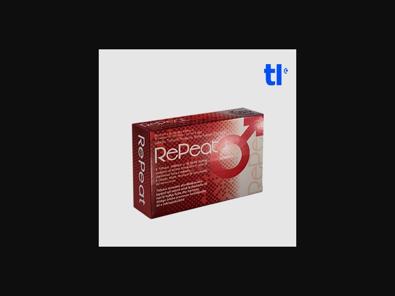 RePeat MK - adult - CPA - COD - Nutra