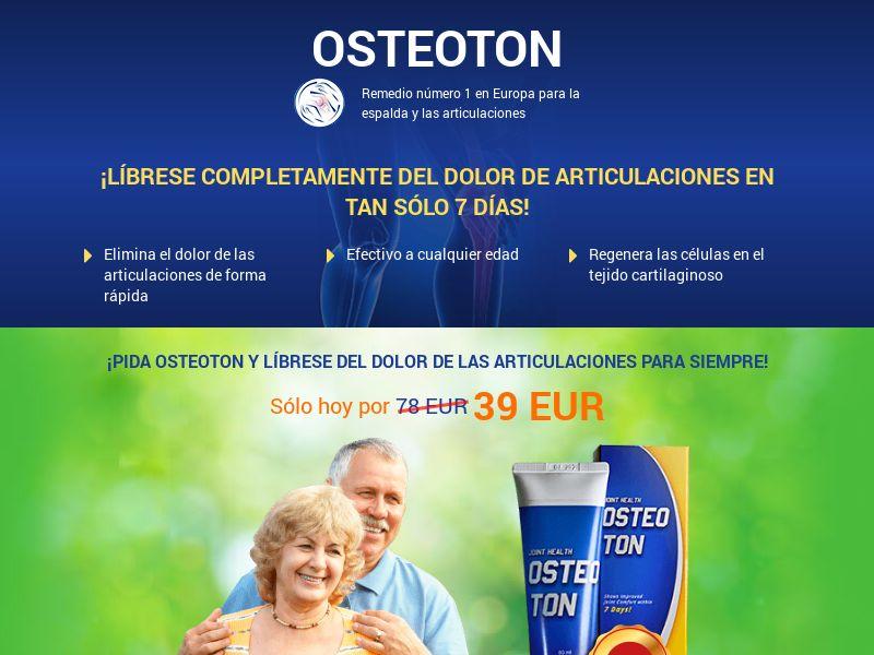 Osteoton - COD - [ES]