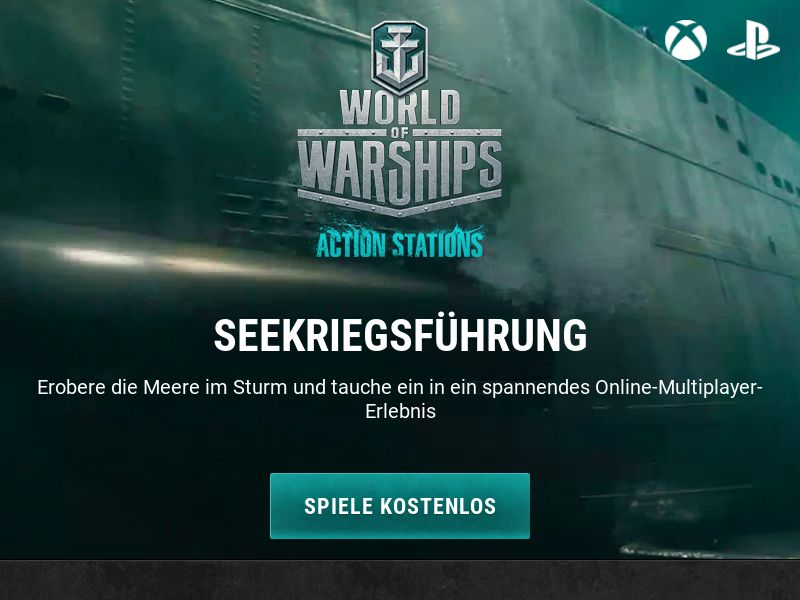 World of Warships DOI [ WW ] Web