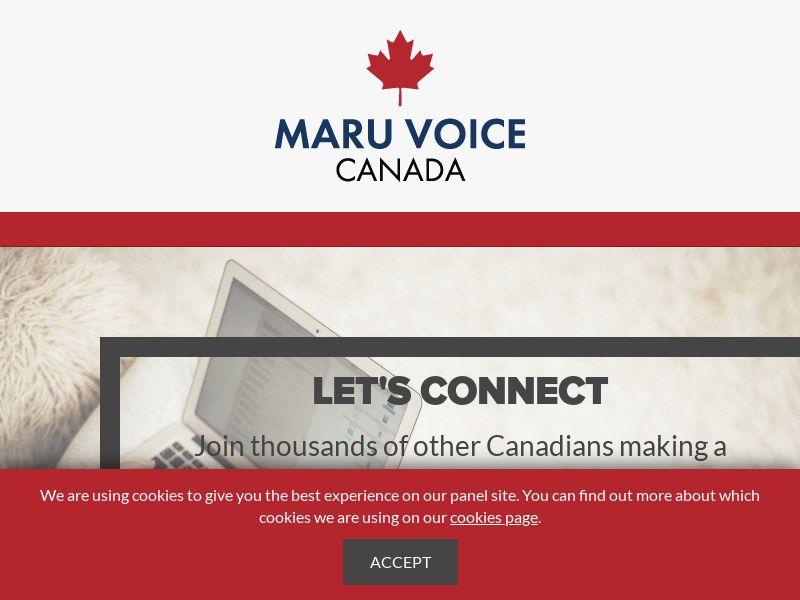 Maru Voice DOI [CA]