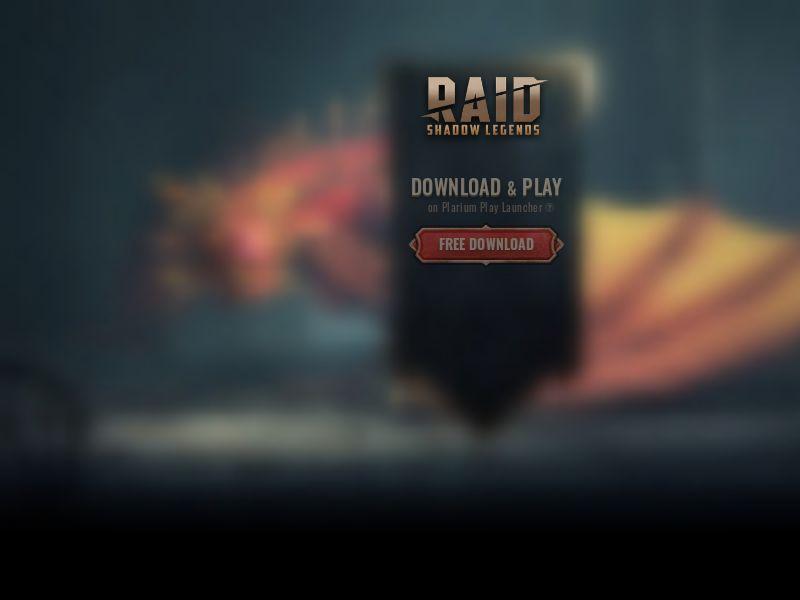 Raid: Shadow Legends [CPP] WW