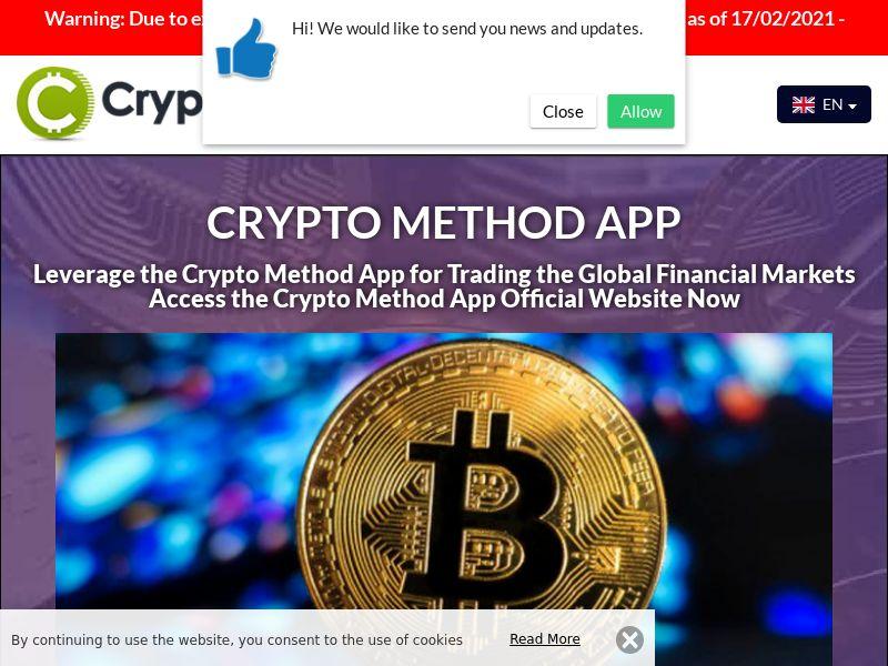 Crypto Method App Russian 2657